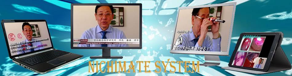 ニチマテシステムのオンデマンド宝石勉強会